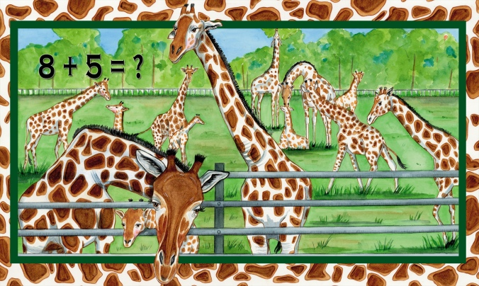 From What's New at the Zoo?