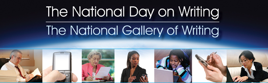 Celebrate NCTE's National Day on Writing!