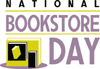 November 7 is National Bookstore Day