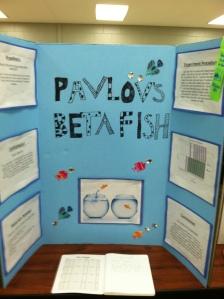 Pavlov's Fish? Who Knew!