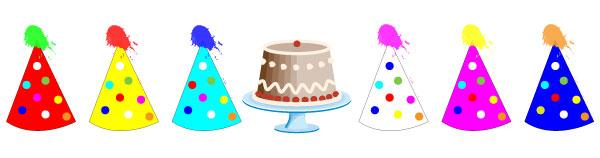 BirthdayHats