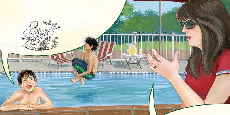 people-pool