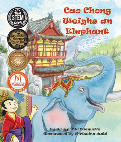 Cao Chong Weighs an Elephant